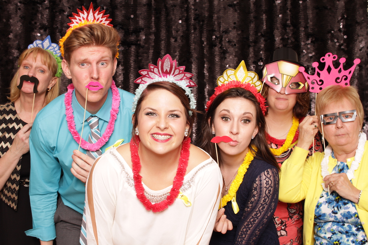 Orange Photo Booth Company Rental Ohio